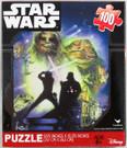 Star Wars ROTJ Duel Chewbacca Jabba Art Scene 100pc Puzzle