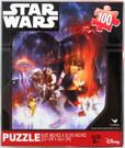 Star Wars ESB Han Leia Romance Art Scene 100pc Puzzle