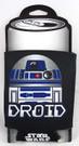 Star Wars R2-D2 Droid Koozie Can Bottle Holder