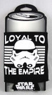 Star Wars Stormtrooper Loyal to Empire Koozie Can Bottle Holder