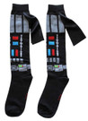 Star Wars Darth Vader with Cape Junior/Women's Knee High Socks Shoe Size 4-10