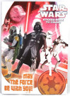 Star Wars Imperial Cover Coloring Book w/Sticker Sheet, Boba Fett
