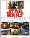 Star Wars Making of Episode 1 Phantom Menace Trade Paperback Book