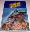 1980 Canada Star Wars ESB storybook, hardcover. Wear