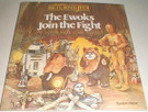 1983 Star Wars ROTJ the Ewoks Join the Fight, softcover, used