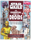 Star Wars Essential Guide To Droids Trade Paperback Book