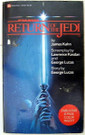 1983 Star Wars ROTJ novel paperback novel, used