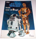 1978 Netherlands Star Wars Storybook, softcover. Wear