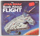 1983 Star Wars Book About Flight Softcover