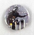 Star Wars Darth Vader Reaching Button