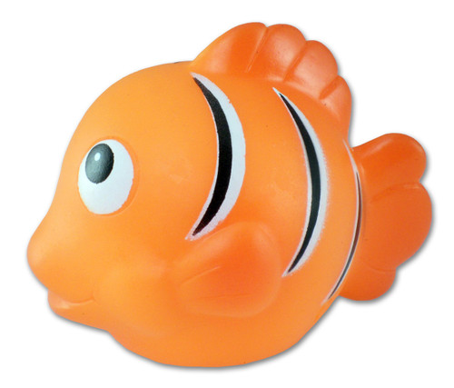Squirter Orange Reef Fish