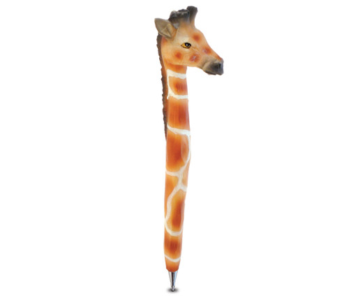 Resin Pen Giraffe
