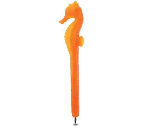 Resin Pen Seahorse