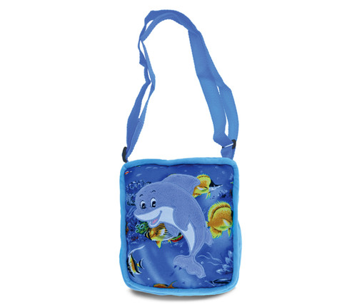 8 Inch Shoulder Bag Dolphin