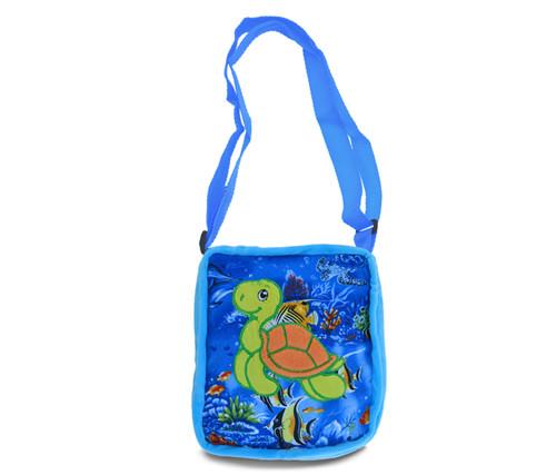 8 Inch Shoulder Bag Turtle