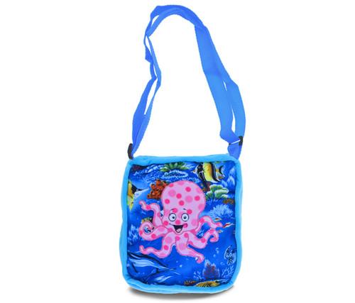 8 Inch Shoulder Bag Killer Octopus