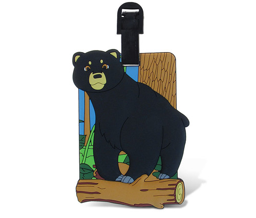 Taggage - Wild Black Bear
