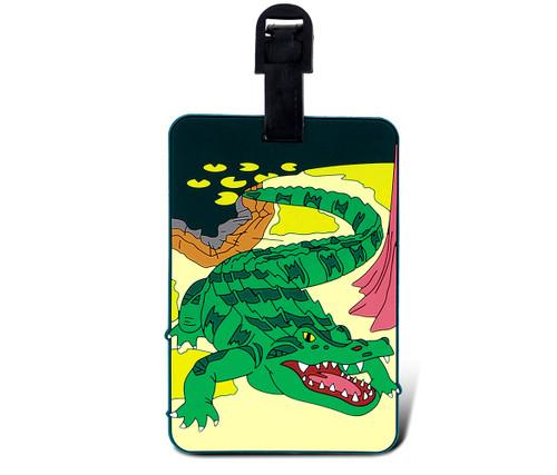 Taggage - Wild Gator
