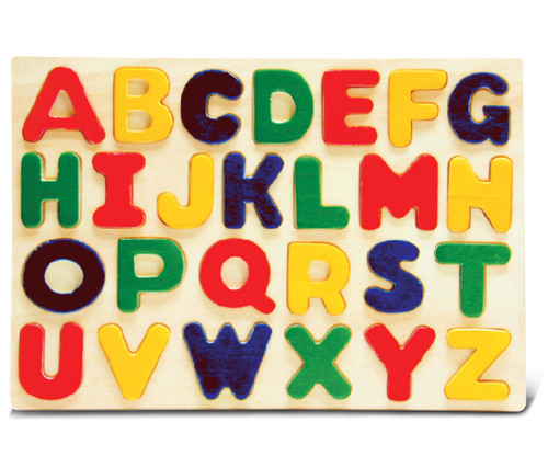 Raised Puzzle Small Letters