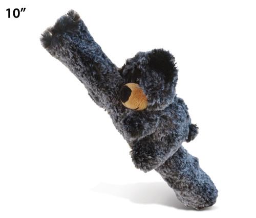 Super Soft Plush Safety Belt Black Bear