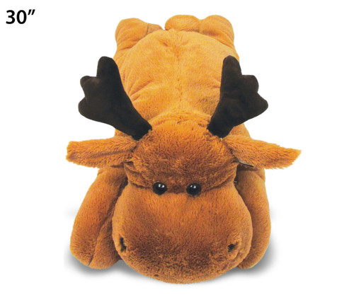 Stylish Plush Pillow - Xl Moose
