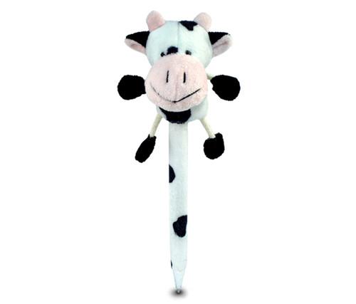 Plush Pen Cow