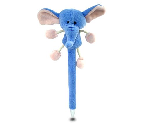 Plush Pen Elephant