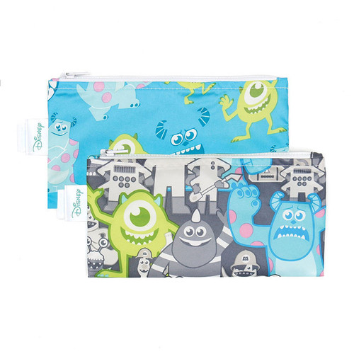 Disney Monsters Inc. Snack Bag 2 Pack  Baby Accessories