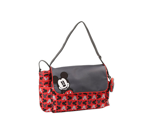 Disney Mickey Mouse Red Diaper Bag Baby Accessories