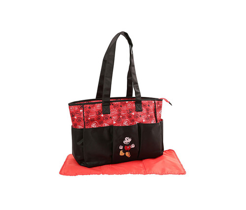 Disney Mickey Mouse Tote Diaper Bag Baby Accessories