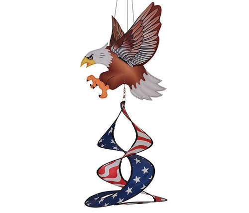 Patriot Eagle Spin Duet Garden Duet