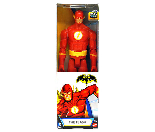 The Flash Action Figure 12 inches Action Figure