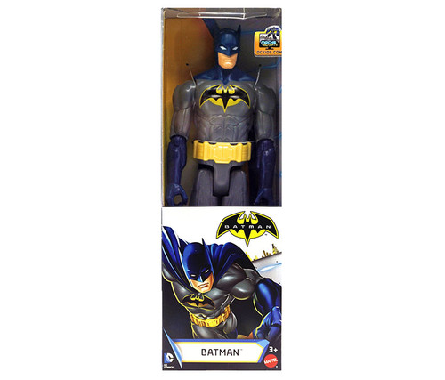 Batman Action Figure 12 inches - Blue/Grey Action Figure