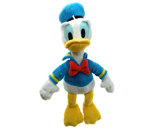 Mickey & Friends 11 Inch Donald Duck Beans Plush Plush