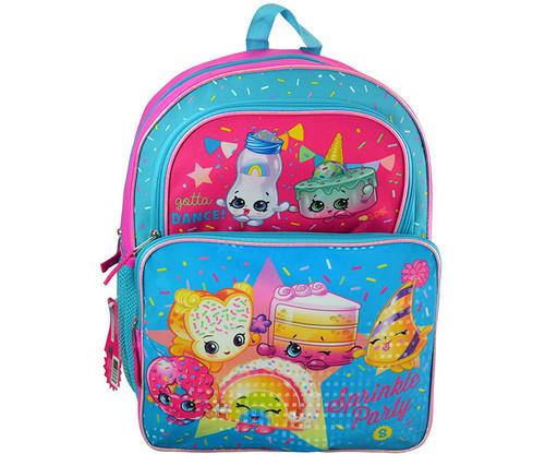 Shopkins 16 Inch Cargo Backpack Backpack