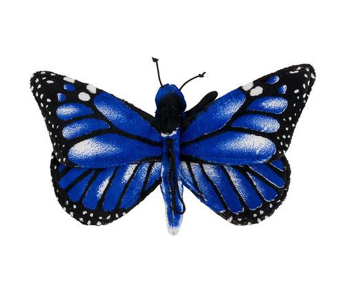 Blue Morpho Butterfly Toy Stuffed Animal Plush
