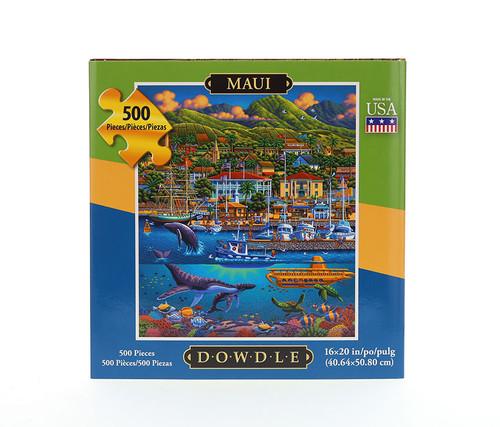 Maui Jigsaw Puzzle 500 Pieces  Jigsaw Puzzles