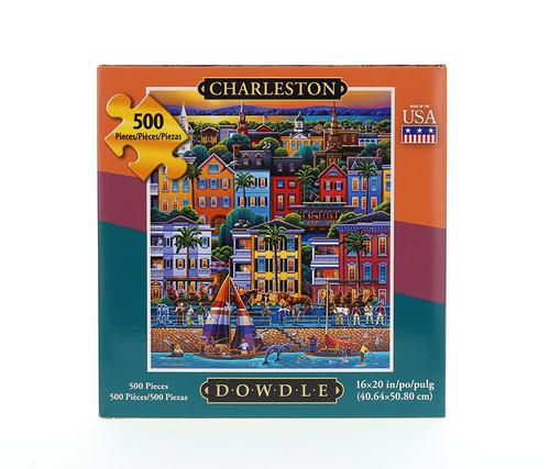 Charleston Jigsaw Puzzle 1000 Pieces Jigsaw Puzzles