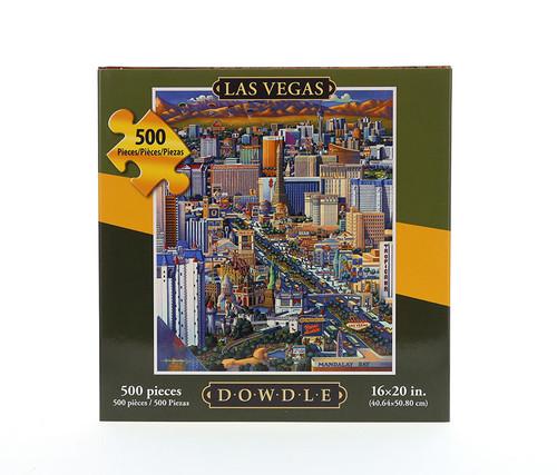 Las Vegas, Nevada Jigsaw Puzzle 500 Pieces Jigsaw Puzzles