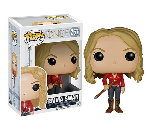 Once Upon a Time Emma Swan Pop! Vinyl Figure Collectible Toy