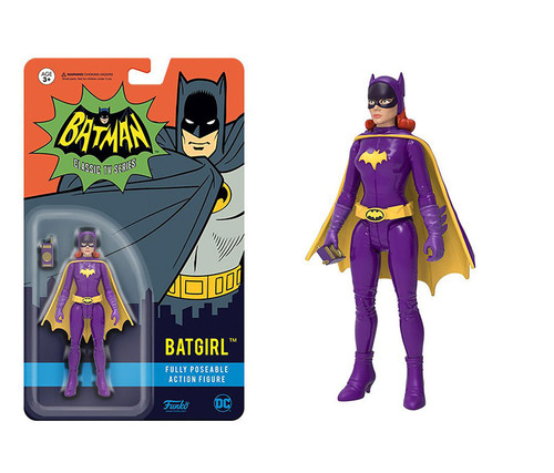 Funko Batgirl Classic TV Series Toy Character Display Figure