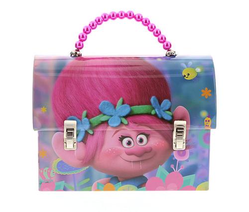 Trolls Poppy Workman Tin Lunch Box Lunch Box