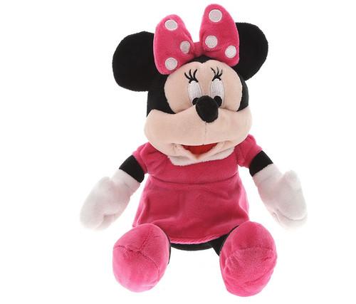 Disney Minnie Mouse Plush Bank Plush Bank