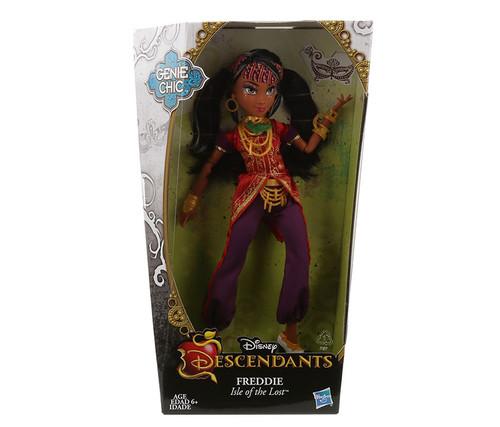 Disney Descendants Genie Chic Freddie of Isle of the Lost  Doll Playset