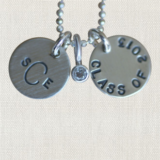 Graduation Celebration Necklace