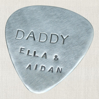 Daddy Guitar Pick