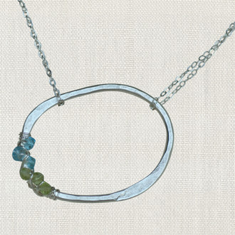 Life Circle Necklace