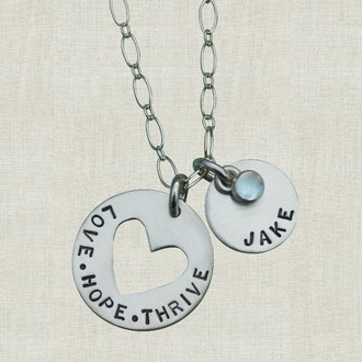 MaxLove Strength Necklace