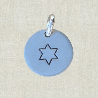 Star of David Disc