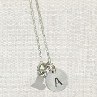 Teensy Heart Necklace